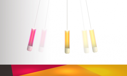 자동으로 램프색상을 조절하는 Color Swing