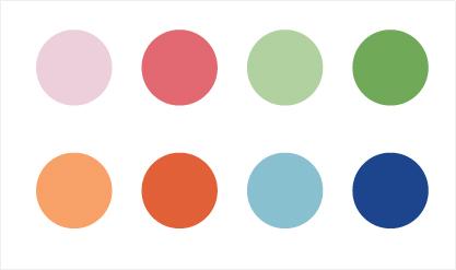 식탁에서의 색채영향