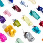 재활용 플라스틱을 사용하는 지속가능한 디자인