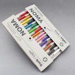 색맹, 색약을 위한 아이디어 색연필 '노마(NOMA)'